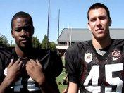 2010 Fall Camp: Meet Bibbee & Doctor