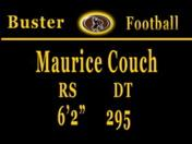 Maurice Couch JUCO Highlights