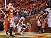 Oregon - Tennessee post-game