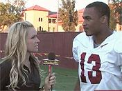 Robert Woods and C.J. Gable talk offense