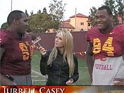 Fun with Jurrell Casey and Armond Armstead