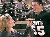 Troy Niklas and Servite start 4-0