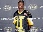 Corey Moore Army All-American Ceremony/Interview