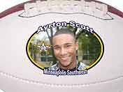 Ayrton Scott player of the week