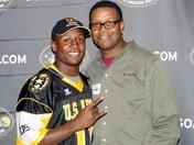 Proud father of Army All-American
