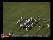 Demetris Anderson Highlights 1