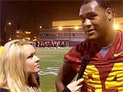 Armond Armstead talks about Oregon State