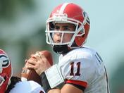 Aaron Murray talks about Green returning, gloves