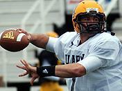 Cody Kessler Tuesday Army AA Highlights