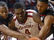 Capel: Sooners pick up first Big 12 win