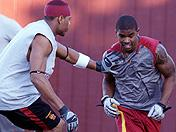 Winter Workout 1-on-1 drills