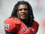 Jarvis Jones on big hits and his UGA debut