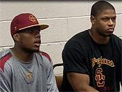 T.J. McDonald and Nick Perry talk Trojan Huddle