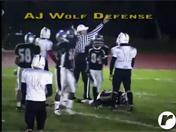 A.J. Wolf Highlights 1