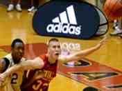Kaleb Tarczewski: Adidas Invitational Indianapolis
