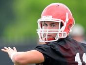 Aaron Murray is a film hound