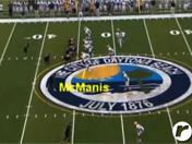 Wynton McManis Highlights 1