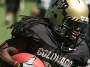 CU football practice video: Aug. 10
