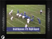 Brad Henson Highlights 1