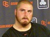 Post game Sac. St.: Mike Remmers