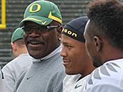 Campbell talks Oregon RBs