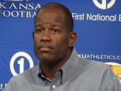 Gill talks about facing Texas Tech