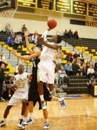 Austin Chatman's winning dunk