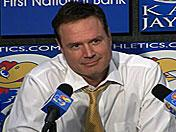 Bill Self after Pitt State exhibition game