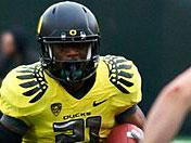 LaMichael James on Oregon State rivalry