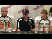 Flint Powers Post Game Press Conference