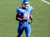Gorman's Nathan Starks on the rise
