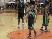 Tyler Dorsey at Rose City Roundball Classic 10/28