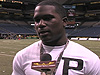 Bryce Brown Interview - AA Bowl