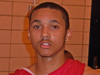 NYCHoops: Jordan Lessane hits 3