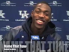 VIDEO: Who will cry on Senior Day?