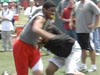 AMP: USC Camp- OL vs. DL Day 2