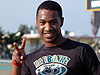 Byron Moore at Narbonne passing tournament