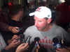 Nebraska head coach Bo Pelini on day 2