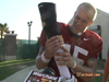 Warchant TV: Phil, the Speacial Team's Mascot