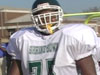 Shrine Bowl: NC linemen go at it