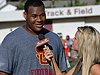 Armond Armstead interview from summer workouts