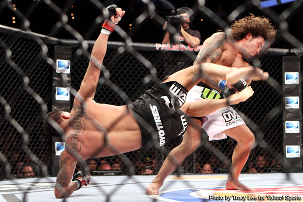 There goes Pettis' title shot as Guida wins again