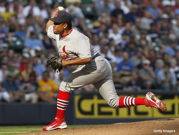 La Russa exhausts Cardinals resources to gain sweep of Brewers