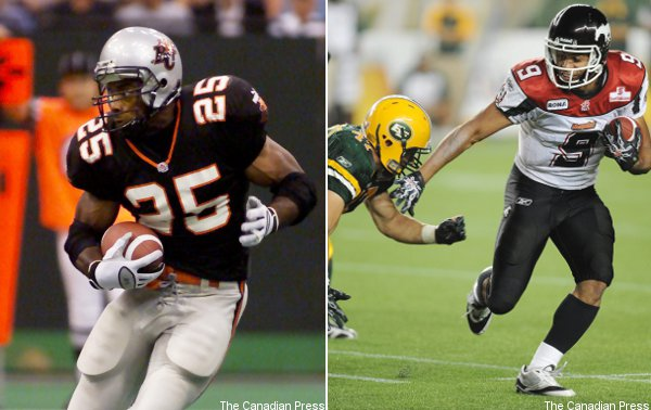 Sean Millington, Jon Cornish and the rise of the Canadian RB