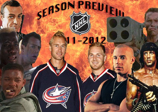 Puck Daddy Season Preview 2011-12: Columbus Blue Jackets