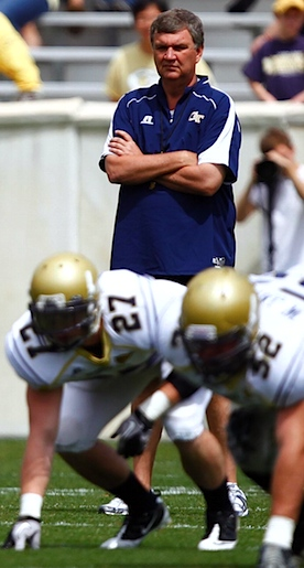 The thrill is gone: Georgia Tech braces for the doldrums of the Paul Johnson era