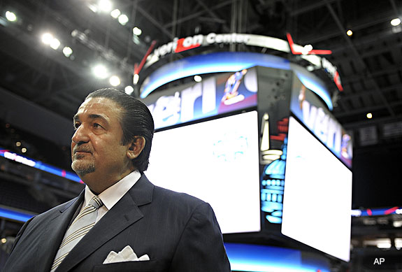 Puck Daddy chats with Ted Leonsis about cap circumvention, Ovechkin's Olympics, new media and Capitals fans losing patience