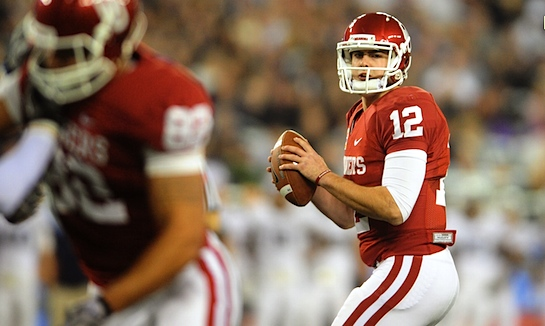 Debriefing: For Oklahoma, title No. 8 will arrive by air