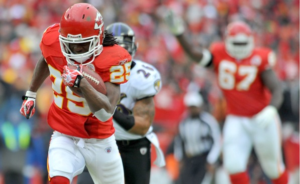 Spin Doctors: Jamaal Charles vs. Chris Johnson