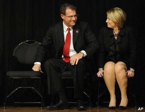 Gus Malzahn defends his wife, who may or may not have cost him a better job